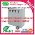 2015 electrostatic powder paint