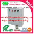2015 pintura electrostática em pó