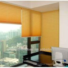 China atractivo diseño plisado persianas