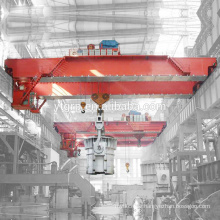 China Supplier Double Girder Crane Bridge Casting Price, 50Ton Crane Bridge