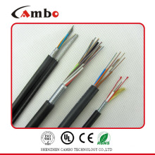 100% Fluck probado de fibra óptica de alta calidad cable 24 AWG sólido