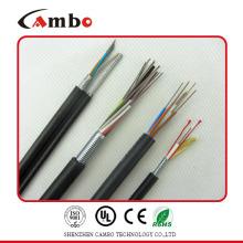 100% протекторный оптоволоконный кабель высокого качества 24 AWG Solid