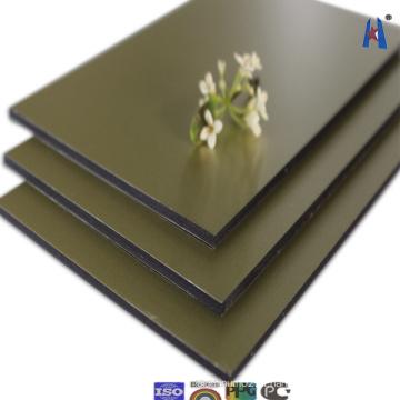 Fabricado em Guangzhou Cortina colorida de alumínio Xh006