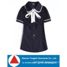 navy blue girls\'s fashion summer shirt