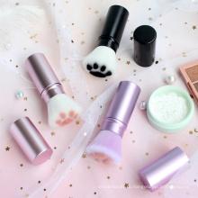 2020Cat Paw Claw Симпатичная регулируемая косметическая кисточка для красоты