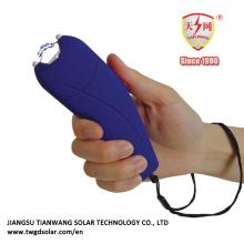 Индивидуальной защиты светодиодный фонарик Электрошокеров с предохранителем безопасности