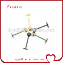 Hot Wholesale stainless steel Jewelry Fashion Body Piercing Jewelry Body Jewelry Making Supplies