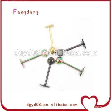 Hot Wholesale stainless steel Jewelry Fashion Body Piercing Jewelry Body Jewelry Making Supplies