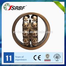 China buenos precios de la fábrica de rodamientos de bolas autoalineables 1306