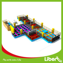 indoor jumping park for kids