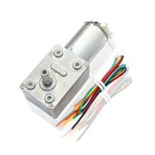 Engranaje del tornillo del motor 12V con el codificador de Pasillo