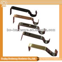 Support de rideau latéral à barre de 16 mm