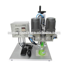 High precious factory automatic jar filling capping machine XLXGJ-6100