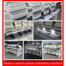 Holiauma 4 Head 15 Color High Speed Computer Embroidery Machine For 3d Cap T-shirt Embroidery