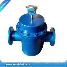 Débitmètre à double rotor, débitmètre bi-rotor, débitmètre à double rotor