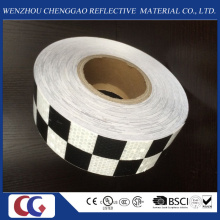 2′′pvc Luminescent Reflective Grid Material for Vehicle, Truck and Car