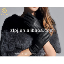 Most Fashion lady genuine leather motorcycle glove