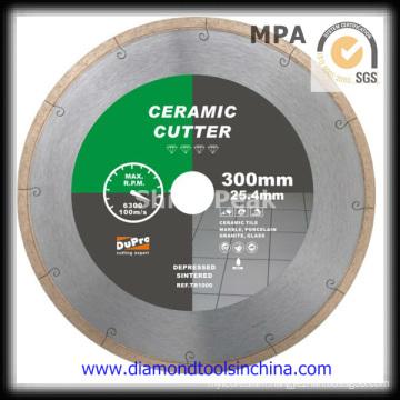 High Performance Diamond Ring Saw Blade for Ceramic Cut