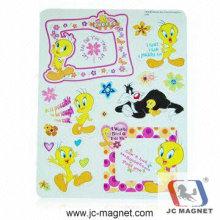High Quality Fridge Magnetic Sticker