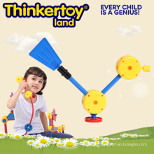 DIY Plastic Education Toy for Kids Children Building Block Toys
