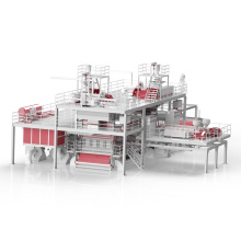 Машина для производства нетканых материалов для масок и мебели
