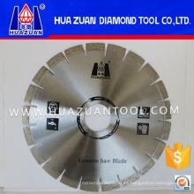 Hoja de sierra del granito de la venta caliente de Huzuan 300m m para el mercado global