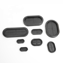 Waterproof Oval Rubber Cable Grommet