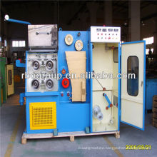 24DT(0.08-0.25) copper/aluminium wire drawing machine with continuous annealer