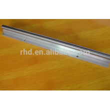 SBR25 SME25 Durchmesser 25mm Länge 1m Aluminium Körper Gcr15 Stahl Linearwelle SBR25 + 1ML