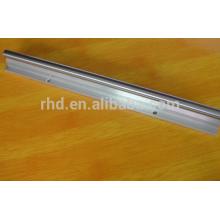 SBR25 SME25 диаметр 25mm длина 1m алюминиевый корпус Gcr15 стальной линейный вал SBR25 + 1ML