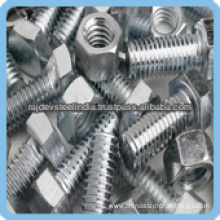 Incoloy 925 special alloy fasteners bolt and nut