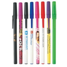 Hot Simple Stick Ball Pen for Bank