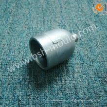 Carcaça da câmera da abóbada do OEM da carcaça de liga de alumínio