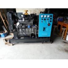 4 cylindres 15kVA Four Stroke Four Wires Diesel Generating Set 400volt