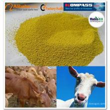 Additif alimentaire pour bovins et chèvres