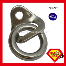 725-SS Rock Climbing Hanger With Ring