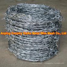 Bouquet Fil à barbarie / Concertina Galvanisé Bared Wire Fence / fil de rasoir revêtu de PVC / fil barbelé (30 ans d'usine)
