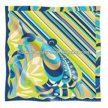 Original Design For Customized Silk Cool Scarf