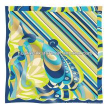 Оригинальный дизайн для индивидуального шарфа Silk Cool