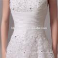 Sexy off Schulter-Mode Slim-Line geschnürt Meerjungfrau neues Modell 2016 Brautkleid