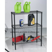 Metal Wire Garage Shelving Rack 800lbs Per Shelf (CJ753590A3E)
