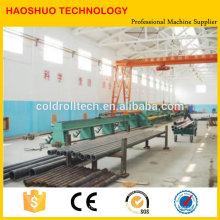 Máquina / equipo del banco del dibujo frío del tubo horizontal