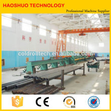 Horizontal tube cold drawing bench machine / equipment
