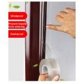 Wasserdichtes transparentes Dichtungsband für die Küchenbadewanne