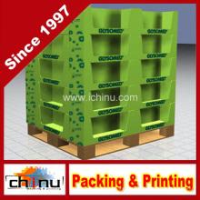 Pantalla modular de rack de paleta (6132)