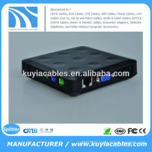 VGA to Av Konverter VGA PC zu Component Ypbpr TV AV Konverter Splitter Box