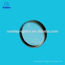 Calcium Fluoride CaF2 Bi Concave Lens