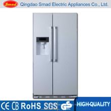electrodomésticos francés puerta lg mini refrigerador / nevera con dispensador de agua
