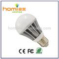 7W, $ 1,5/pc Aluminium + Kunststoff Birne A60 E27 led Lampen, 230 Strahl Winkel Aluminium Lampe