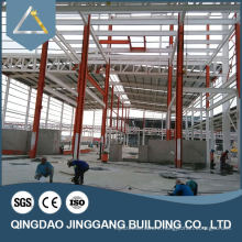 Low Cost Cheap Economical Pre fabricated Steel Building Supplier
